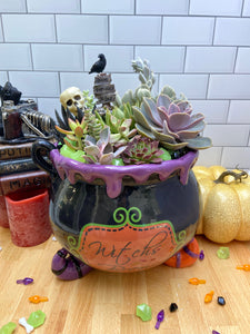 Pre-Order Fall & Halloween Arrangements Orders Ship or can be picked up Sept 1