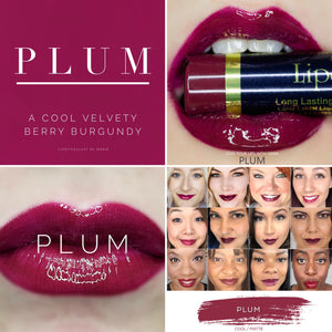 Lipsense: Plum Liquid Lip Color