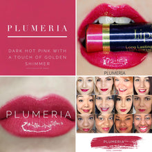 Load image into Gallery viewer, Lipsense: Plumeria Liquid Lip Color Bundle