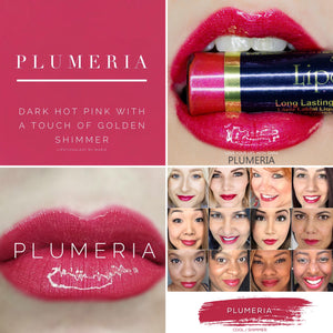 Lipsense: Plumeria Liquid Lip Color Bundle