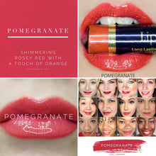 Load image into Gallery viewer, Lipsense: Pomegranate Liquid Lip Color Bundle
