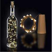 Load image into Gallery viewer, Wine Cork Fairy Lights 3ft