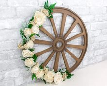 Load image into Gallery viewer, Sola Flower Wagon Wheel Craft Kit
