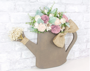 Sola Flowers Watering Can Craft Kit