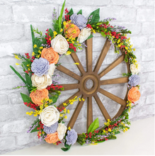 Load image into Gallery viewer, Sola Flower - Spring Wagon Wheel