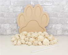 Load image into Gallery viewer, Sola Flower Paw Print Craft Kit
