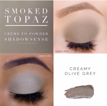 Load image into Gallery viewer, Shadowsense: Smoked Topaz Liquid Eyeshadow