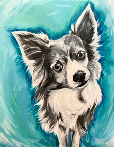 Paint Your Pet Custom Order - Professional Artist Curated