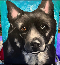 Load image into Gallery viewer, Paint Your Pet Custom Order - Professional Artist Curated