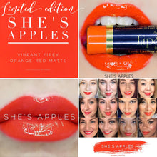 Load image into Gallery viewer, Lipsense: She's Apples Liquid Lip Color