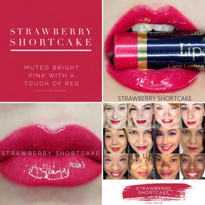 Lipsense: Strawberry Shortcake Liquid Lip Color