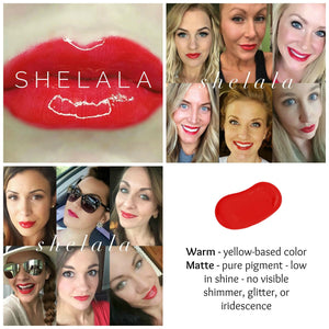 Lipsense: SheLaLa Liquid Lip Color