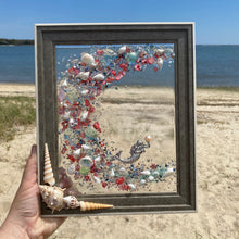Load image into Gallery viewer, DIY Seascape Art Resin Kit - Pink Theme