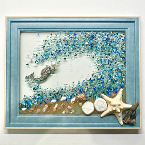 Seascapes Art Resin Gift