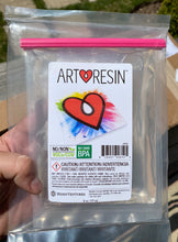 Load image into Gallery viewer, Art Resin 6 oz - Easy clean Pouch