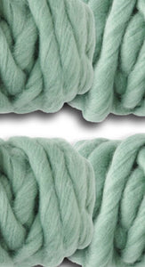Sage Green Roving Yarn