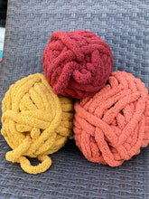 Load image into Gallery viewer, Pumpkin Spice Chunky Yarn