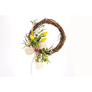 "12"" Grapevine Wreath"
