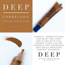 Load image into Gallery viewer, Seneplex: Corrective Color Concealer - Deep