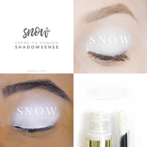 Shadowsense: Snow Liquid Eyeshadow