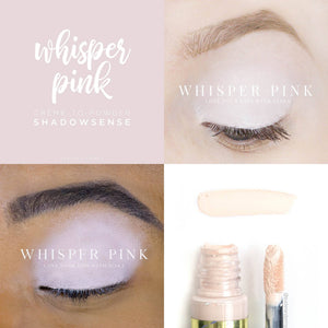 Shadowsense: Whisper Pink Liquid Eyeshadow