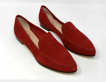 kate spade suede flats