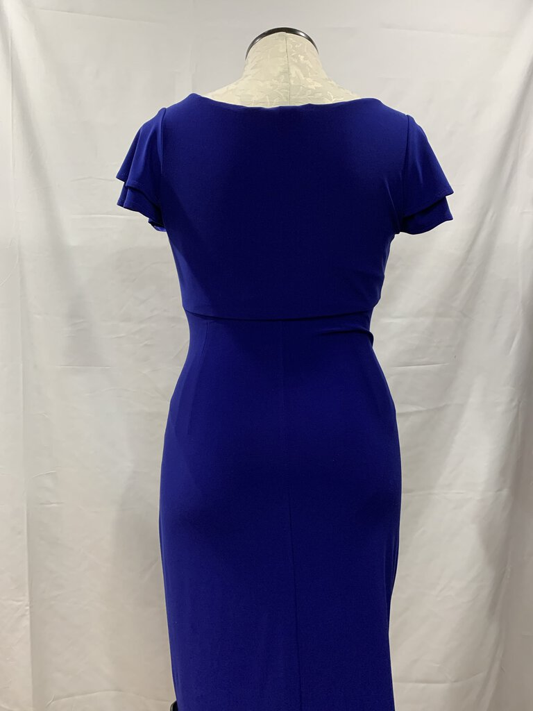 Lauren by Ralph Lauren Dress Womens Blue 12