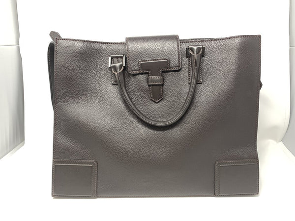 A. Testoni Handbag Brown - Finders Keepers