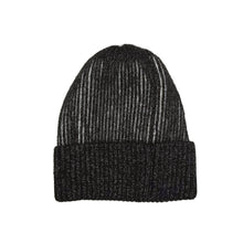 Load image into Gallery viewer, Ribbed Lurex Knit Hat