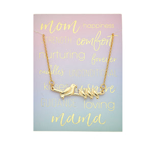 Mama Necklace 1 Baby