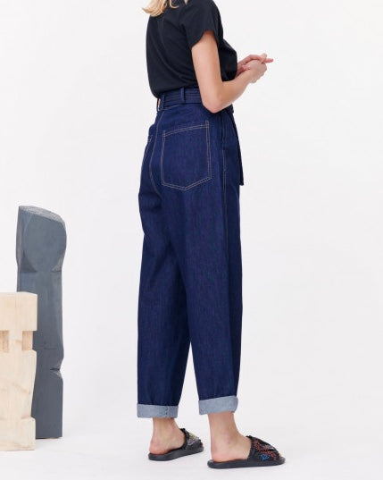 Eight Denim Trousers