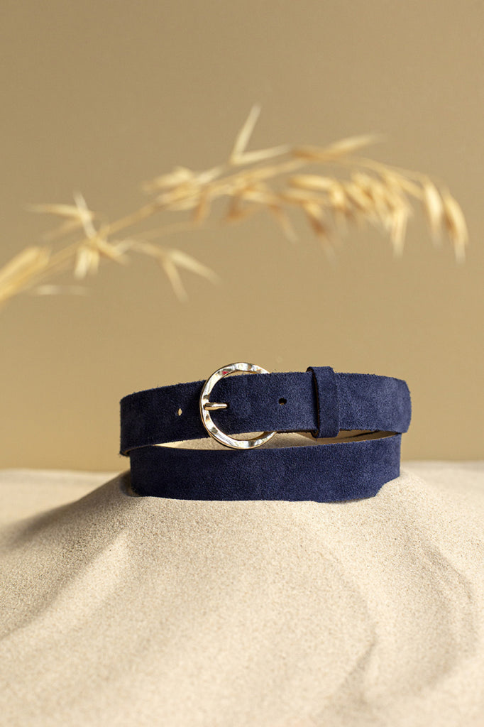 Marcella Belt - Indigo