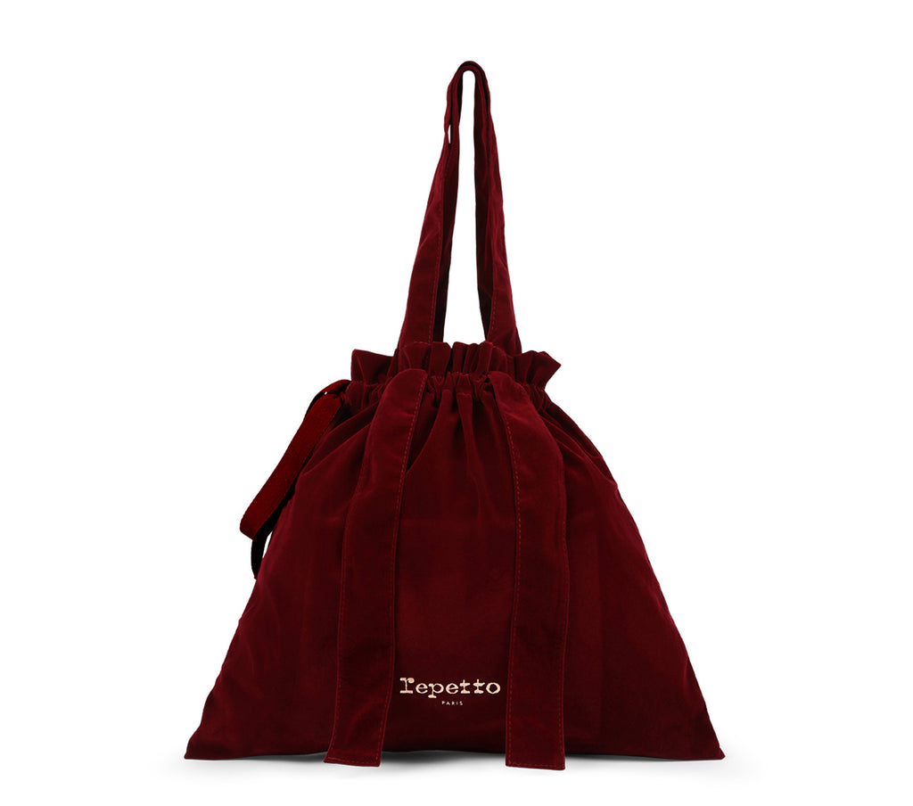 Rondo Tote Bag With Knots