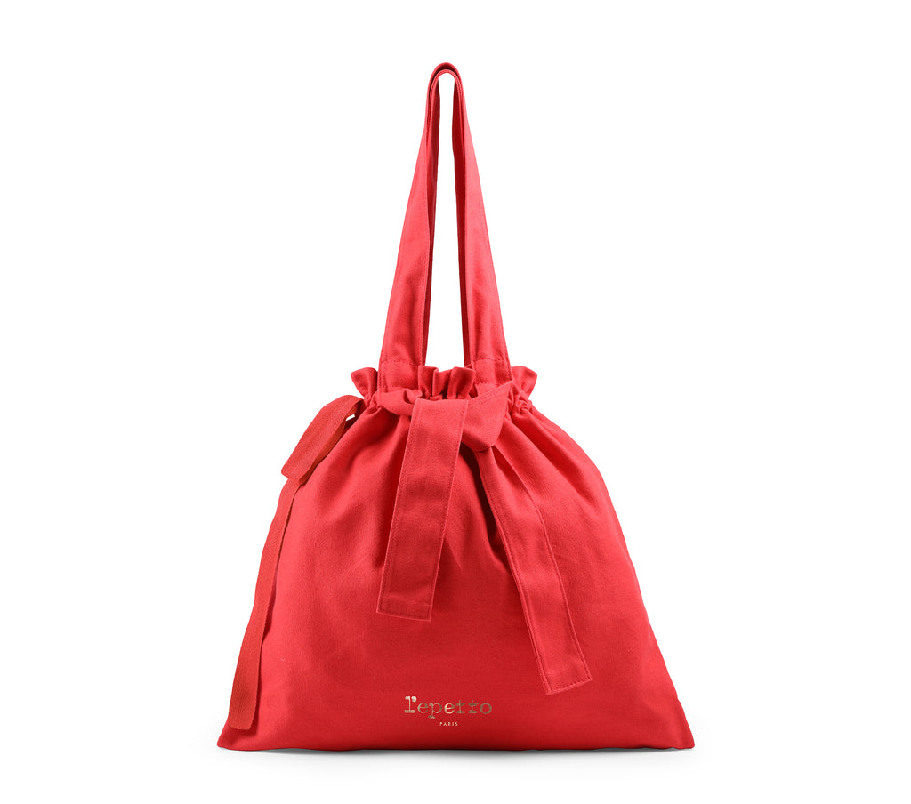 Rondo Tote Bag with Knots - Fruit