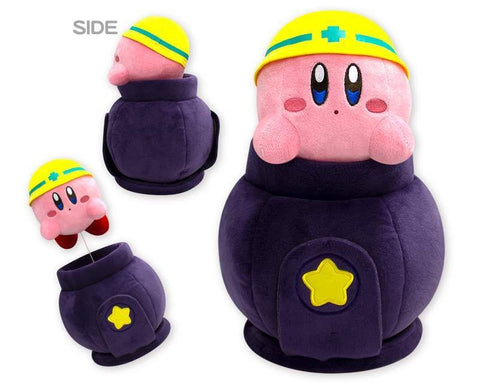 Kirby & Cannon Pupupu Friends Plush Taito Japan