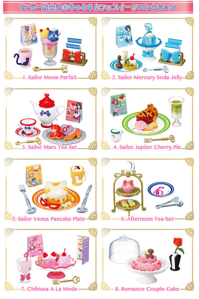 Sailor Moon Cafe Sweets Collection Blind Box