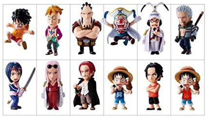 One Piece Oath to Freedom Blind Box Figure