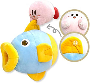 Kirby & Kine Pupupu Friends Plush Taito Japan