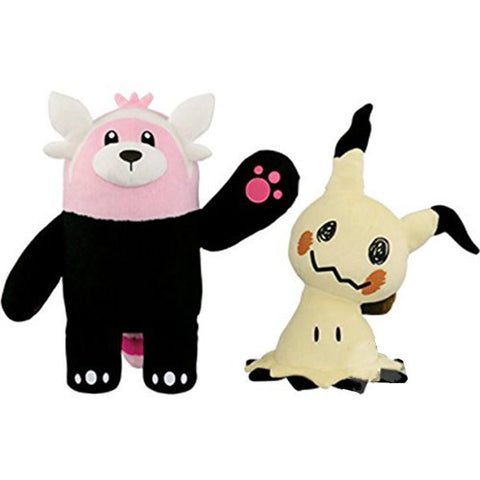 Pokemon Bewear or Mimikyu Plush Banpresto