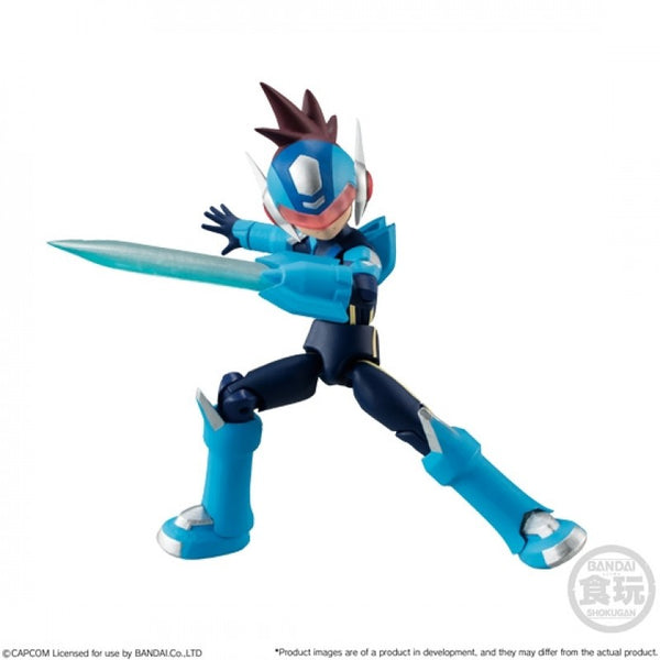 Mega Man 66Action Dash Vol2 Figures