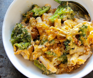 Macaroni and Cheese with Chicken and Broccoli (Price/Person)