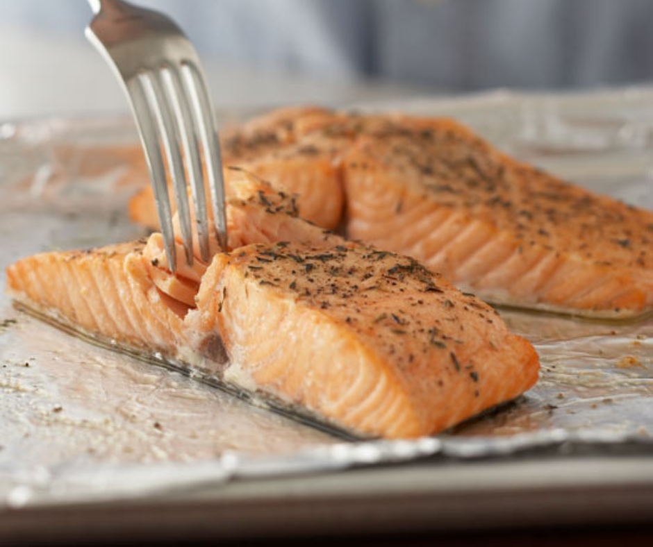 Salmon - 2 Pieces