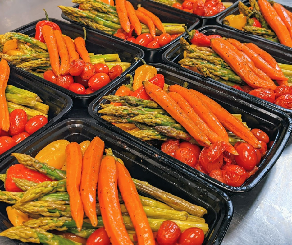 Roasted Vegetable Medley (Feeds 2)