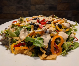 Southwest Salad (Price/Person) *GF/Vegetarian