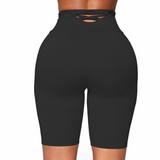 Lumeverse Seamless Short Yoga Gym High Waist Leggings Set