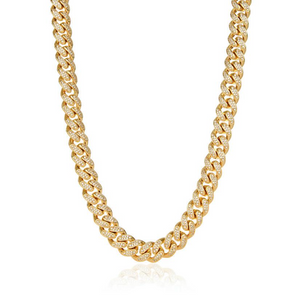 Iced Cuban Link Chain