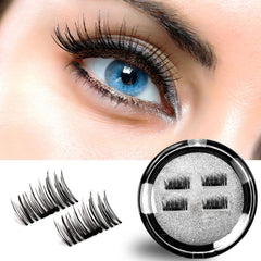 Reusable Magnetic False Eyelashes