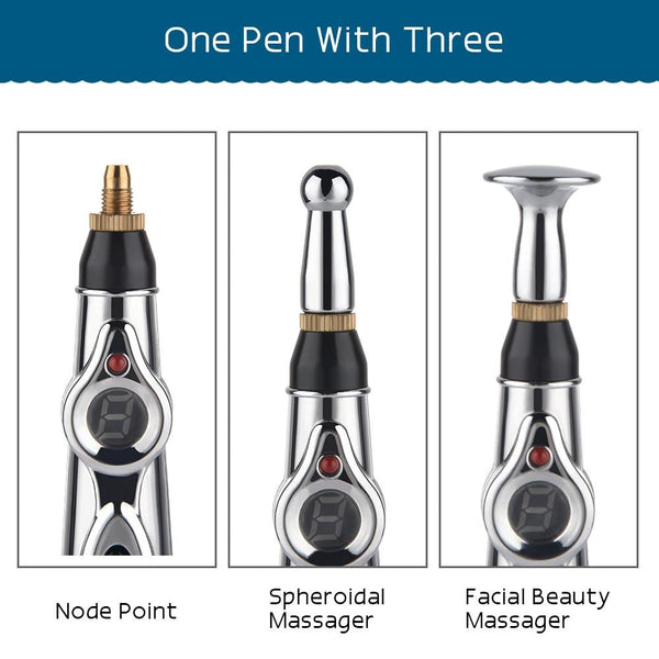 Electric Acupuncture Magnet Pen Therapy