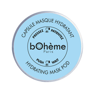 Hydrating sheet <br/>masks pods