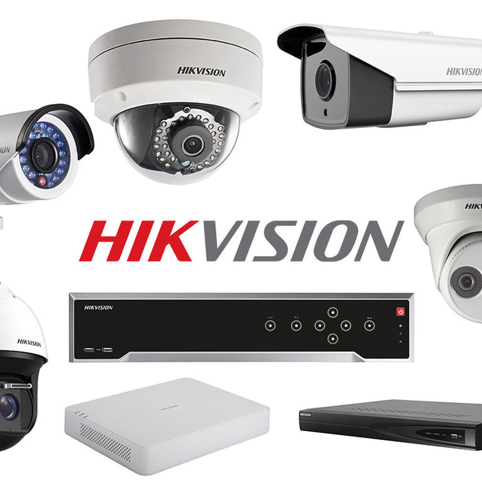 New Blog Series: Hikvision